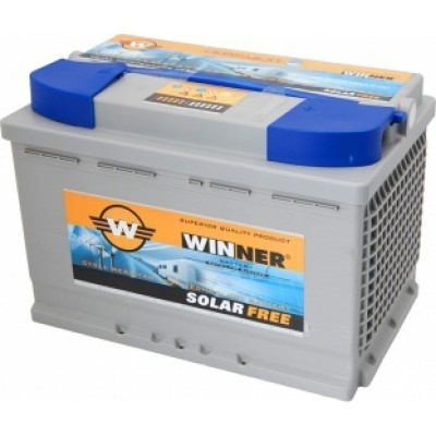 Μπαταρία Winner Solarfree WF70 -12V 70Ah