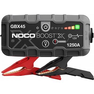 Εκκινητής - Booster μπαταριών Noco GBX45 - 12V - 1250A