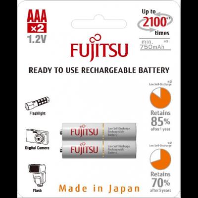 Μπαταρία επαναφορτιζόμενη Fujitsu AAA HR-4UTCEX  -  1,2V 750mAh