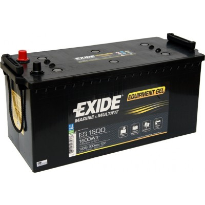 Μπαταρία Exide Equipment Gel ES1600 - 12V 140Ah