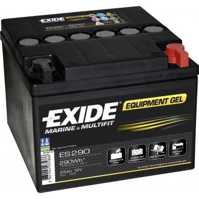Μπαταρία Exide Equipment Gel ES290 - 12V 25Ah