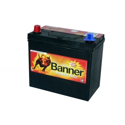 Μπαταρία Banner Power Bull P4524 -12V 45Ah