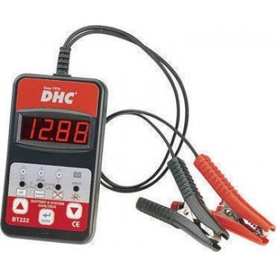 Tester μπαταριών 12V - DHC BT222