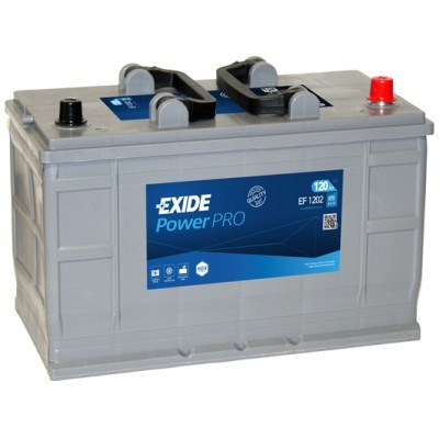 Μπαταρία Exide Professional Power EF1202- 12V 120Ah