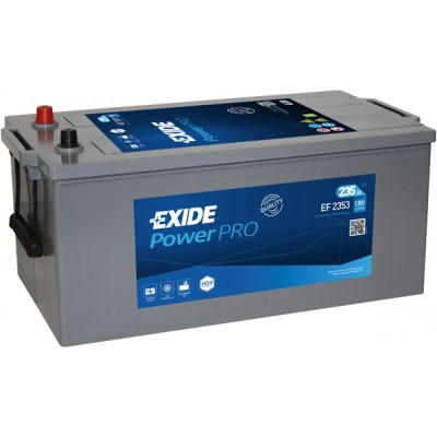 Μπαταρία Exide Professional Power EF2353-12V 235Ah