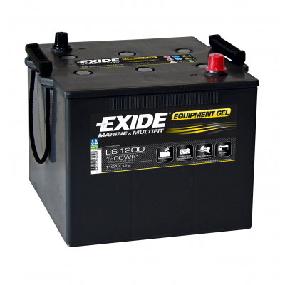 Μπαταρία Exide Equipment Gel ES1200 - 12V 110Ah