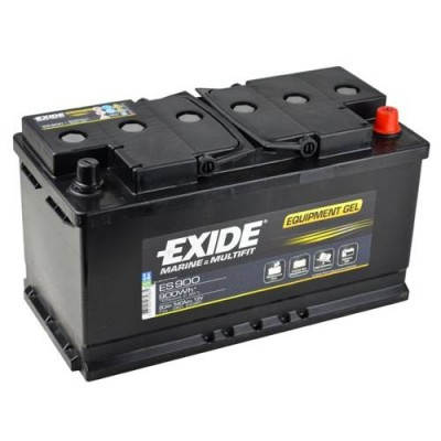 Μπαταρία Exide Equipment Gel ES900 - 12V 80Ah