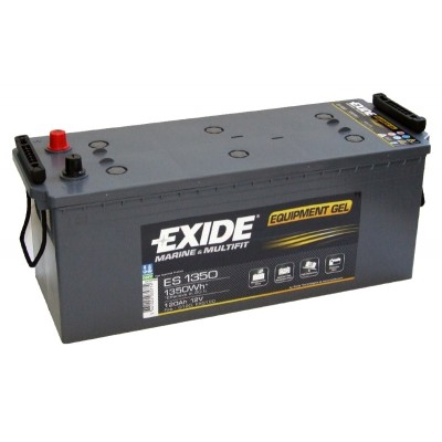 Μπαταρία Exide Equipment Gel ES1350 - 12V 120Ah