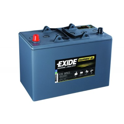 Μπαταρία Exide Equipment Gel ES950 - 12V 85Ah
