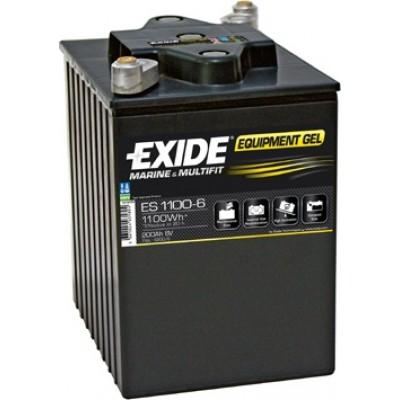 Μπαταρία Exide Equipment Gel ES1100-6 - 6V 200Ah