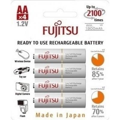 Μπαταρία επαναφορτιζόμενη Fujitsu AA HR-3UTCEX  -  1,2V 1900mAh