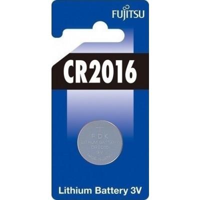 Μπαταρία Fujitsu Lithium CR2016 - 3V
