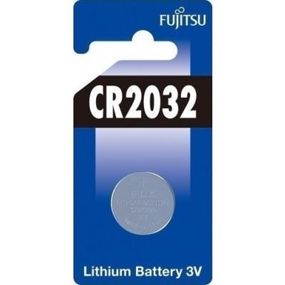 Μπαταρία Fujitsu Lithium CR2032 - 3V
