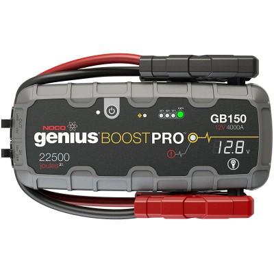 Εκκινητής - Booster μπαταριών Noco Genius GB150 - 12V - 4000A