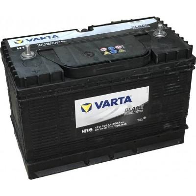 Μπαταρία Varta Promotive Black H16 -12V 105Ah