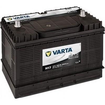 Μπαταρία Varta Promotive Black H17 -12V 105Ah