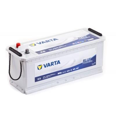 Μπαταρία Varta Promotive Blue K8 -12V 140Ah
