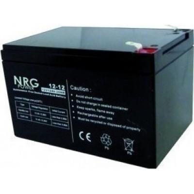 Μπαταρία NRG POWER -12V 12Ah