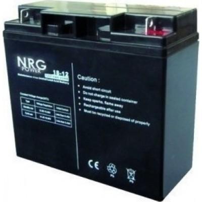 Μπαταρία NRG POWER -12V 18Ah