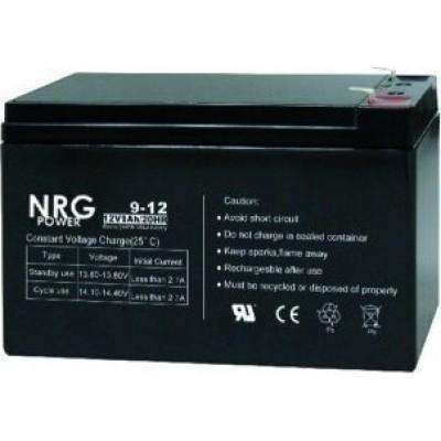 Μπαταρία NRG POWER -12V 9Ah
