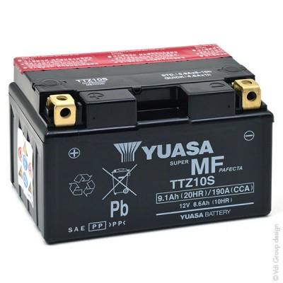 Μπαταρία Yuasa YTZ10S / TTZ10S - 12V 8,6Ah - 190 CCA(EN)