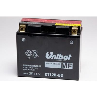 Μπαταρία Unibat YT12B-BS - 12V 11Ah - 210 CCA(EN)