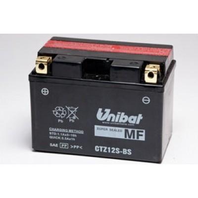 Μπαταρία Unibat YTZ12S-BS - 12V 11Ah - 210 CCA(EN)