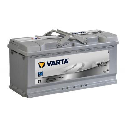 Μπαταρία Varta Silver I1 - 12V 110Ah