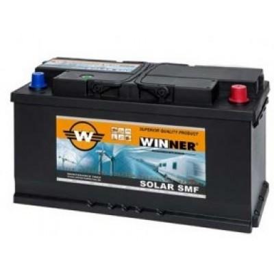 Μπαταρία Winner Solar SMF W100S -12V 100Ah