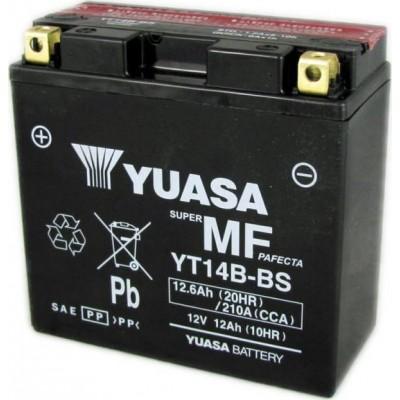Μπαταρία Yuasa YT14B-BS - 12V 12Ah - 210 CCA(EN)