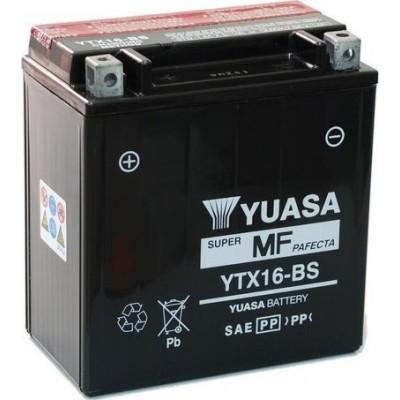 Μπαταρία Yuasa YTX16-BS - 12V 14Ah - 230 CCA(EN)
