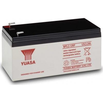Μπαταρία Yuasa NP3.2-12 VRLA -12V 3,2Ah