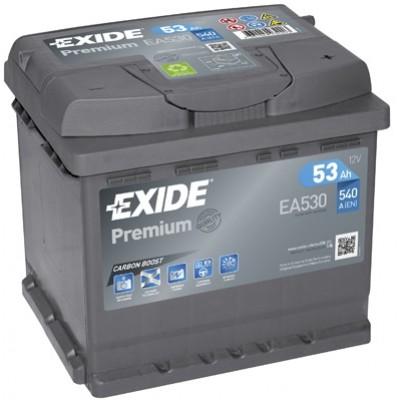 Μπαταρία Exide Premium EA530 - 12V 53Ah